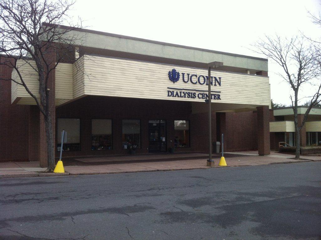 UConn Exterior photo