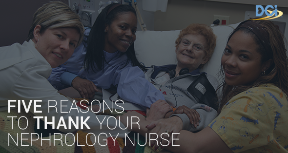 Dialysis Clinic, Inc  | Five Reasons to Thank Your