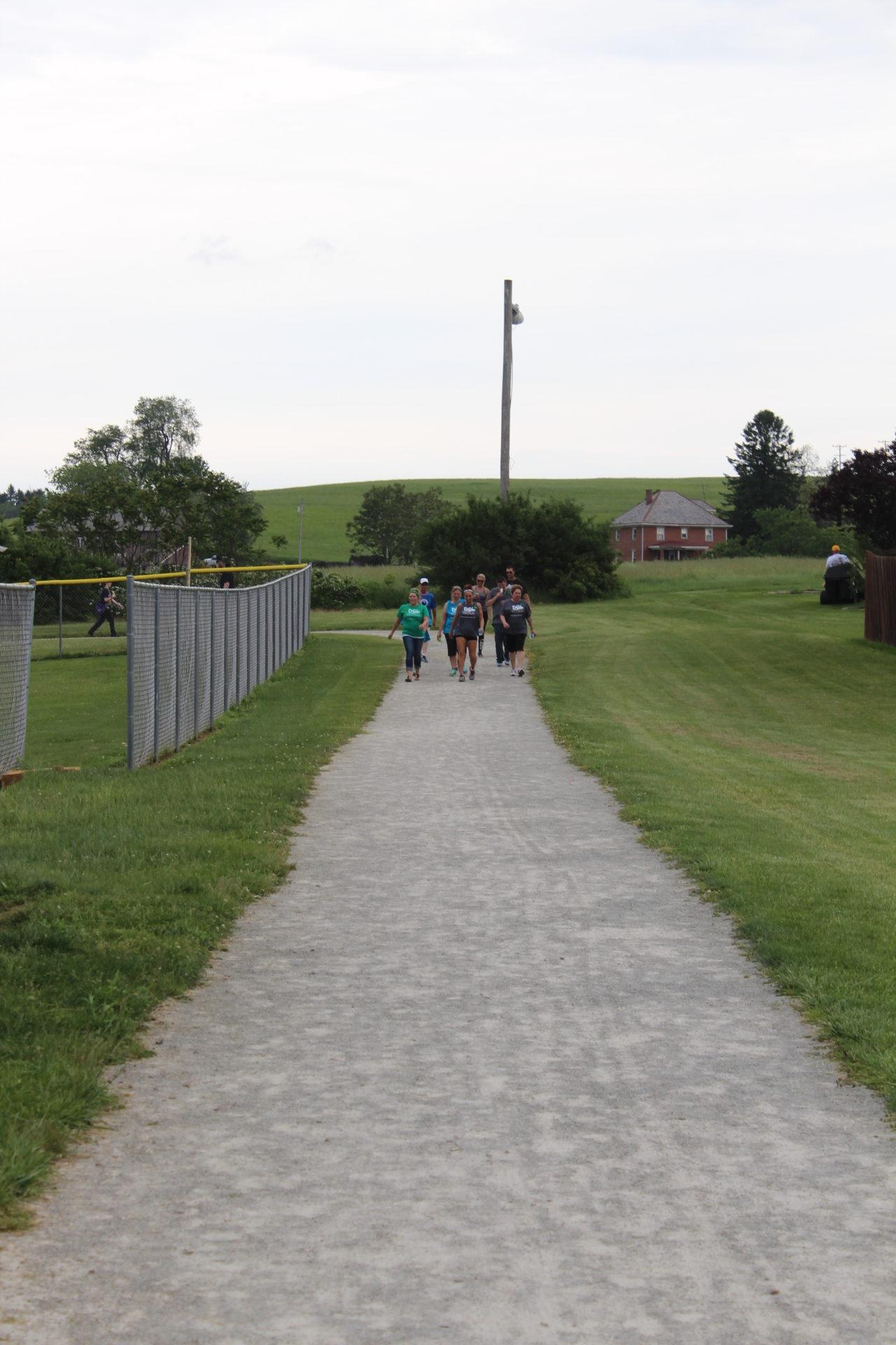 green-ribbon-walkers