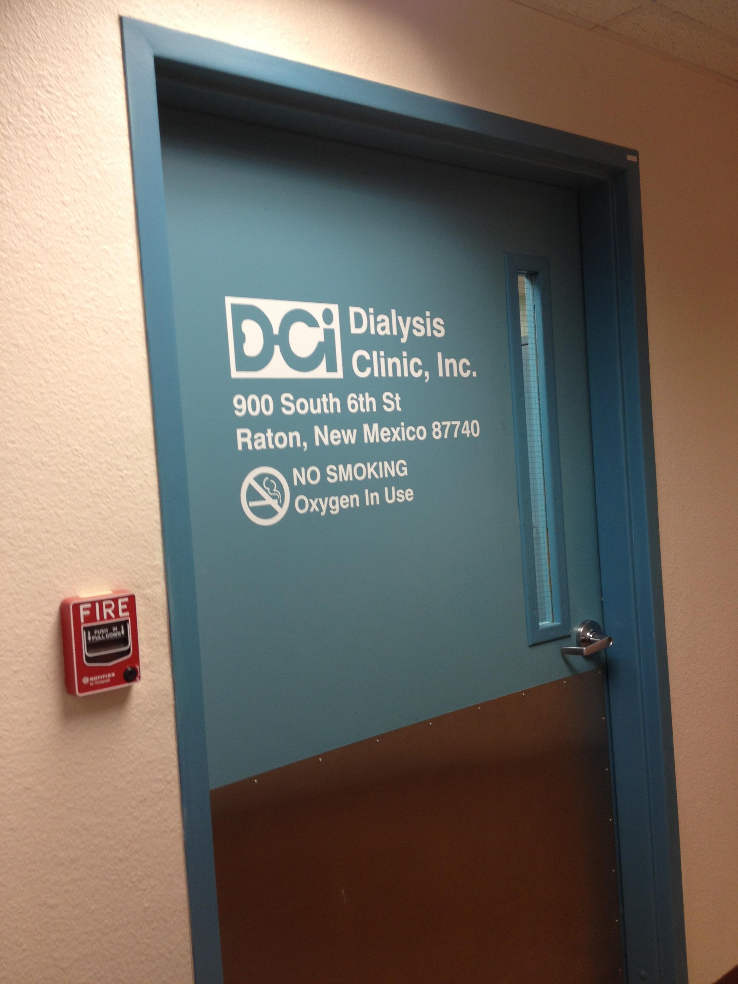 DCI Door